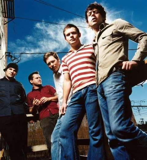 The Get Up Kids self-release new album, attempt to bring emo back for 2011