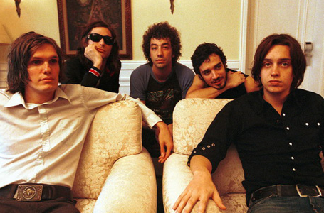 The Strokes finish new album! For their sakes, I hope it's hypnagogic enough