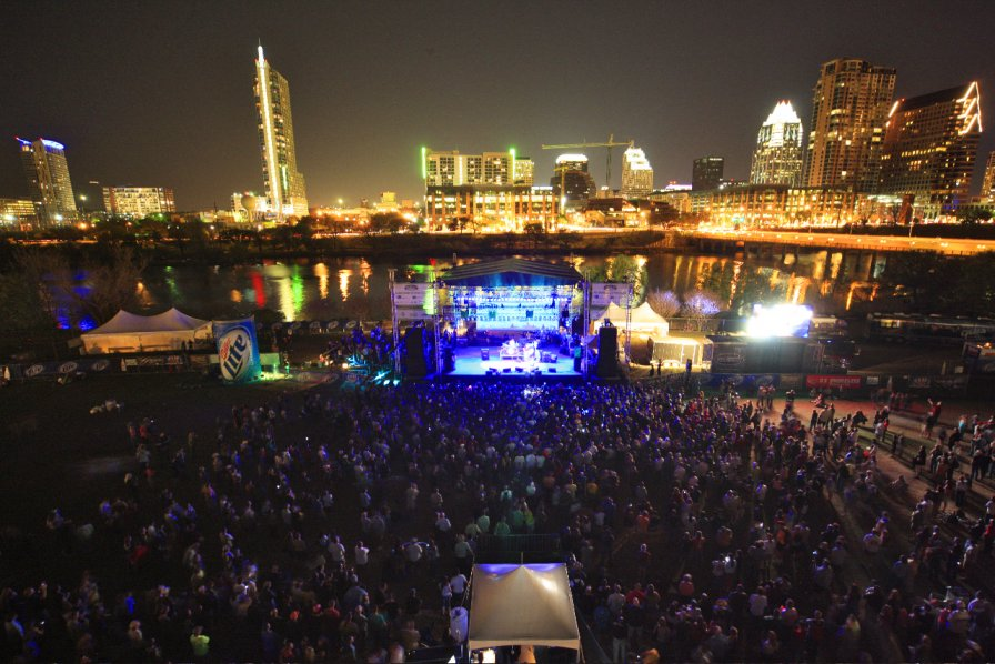 Somebody somewhere's really rich — this year's SXSW raked in big bucks