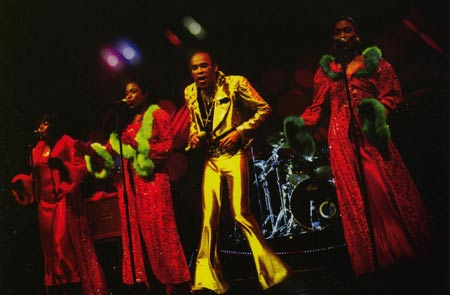 RIP: Bobby Farrell of disco group Boney M