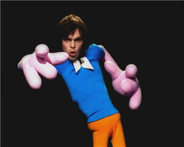 Supergrass singer Gaz Coombes is halfway done with his solo debut (or halfway undone, depending on how you look at it)