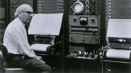 RIP: Milton Babbitt, avant-garde composer