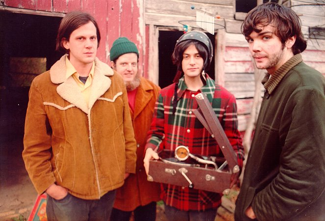 """Neutral Milk Hotel's Mangum Plots More Shows,"" says Pitchfork"