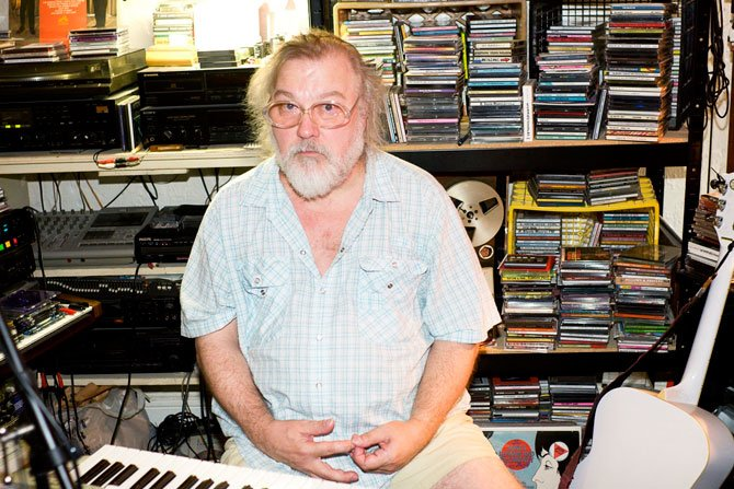 Buy your way into R. Stevie Moore's life and onto his album