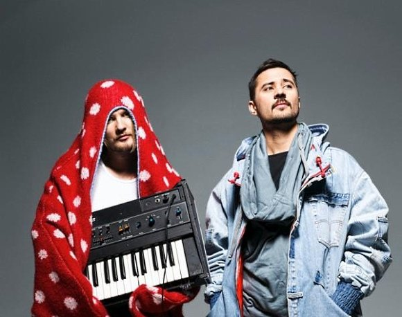 Röyksopp demand more North American tourdates... and they get 'em!