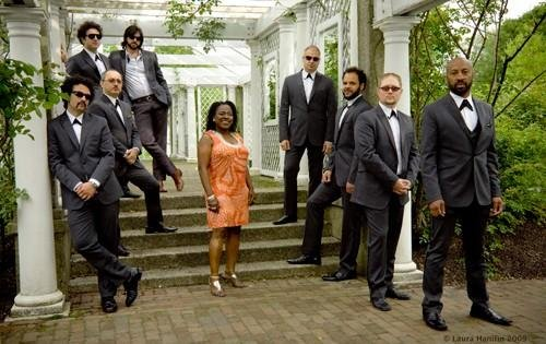 Sharon Jones rocks America on extended US tour