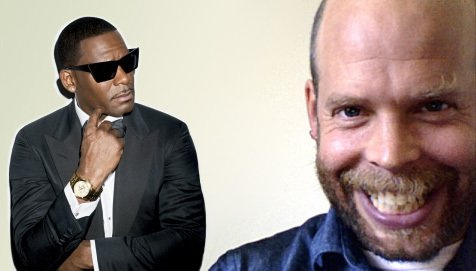 Will Oldham interviews R. Kelly, and it's AWESOME