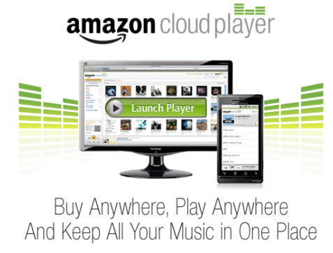 Amazon beats Apple and Google to cloud-based music service, decides not to obtain licenses from the major music groups