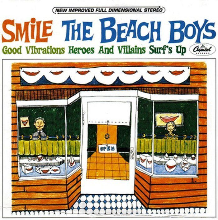 SMiLE, lost Beach Boys classic, being prepped for first official release, includes download code for one free nervous breakdown