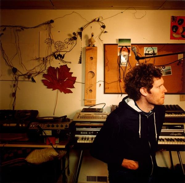 Chad VanGaalen titles new album Diaper Island; toddlercore sweeps the nation