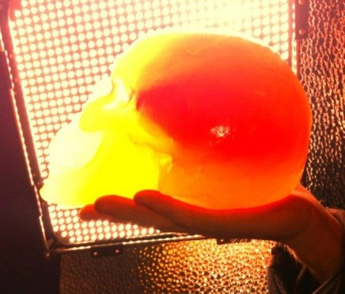 More new music from The Flaming Lips out in April — buried in an edible gummy skull