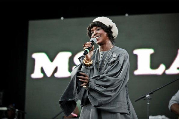 Lauryn Hill responds to wishes of dewy-eyed youngster Kanye West by announcing new tourdates