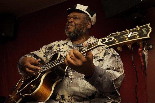 RIP: Melvin Sparks, soul-jazz guitarist