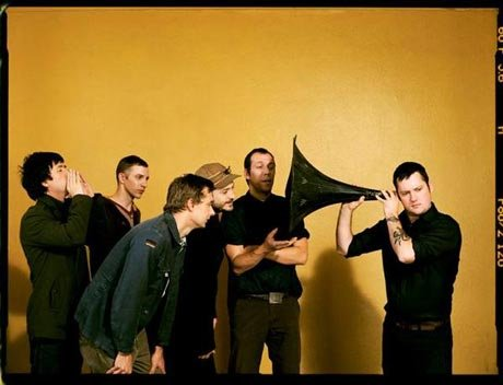 Modest Mouse announce four tourdates to make sure you don't forget about them