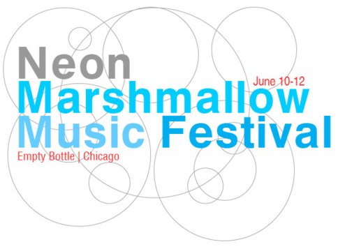 Neon Marshmallow Festival 2011 initial lineup announced; whatever you do, don't eat the marshmallows