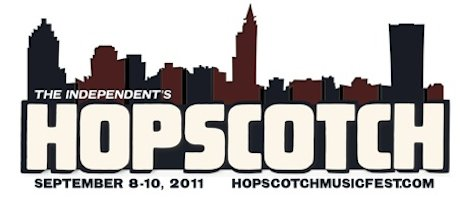 Hopscotch Music Festival announces gigantic lineup for its second year in Raleigh, NC!