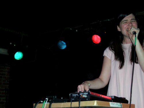 Julianna Barwick's spring tour extravaganza: come one, come all!
