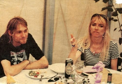 Watch Sonic Youth and Nirvana tour together in 1991 film The Year Punk Broke, not on YouTube, but on DVD!