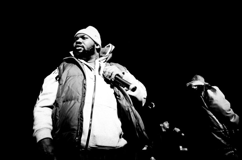 Raekwon readies massive North American tour with one hand, holds the Pyrex steady with the other