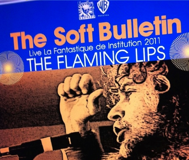 The Flaming Lips are talkin' 'bout a Soft Bulletin live album, some cemetery shows, and the smiling deathporn immortality blues