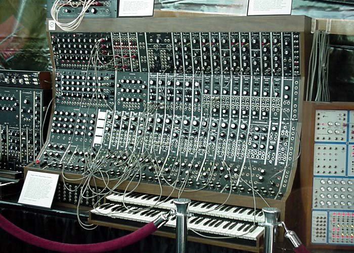 Moog Music reports mysterious increase in sales, almost as if boatloads of bands were making 'nostalgic synthpop' or something