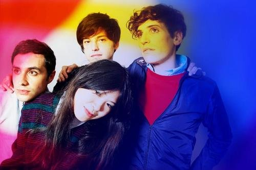 The Pains of Being Pure at Heart tour every country on earth, as long as the country is cute