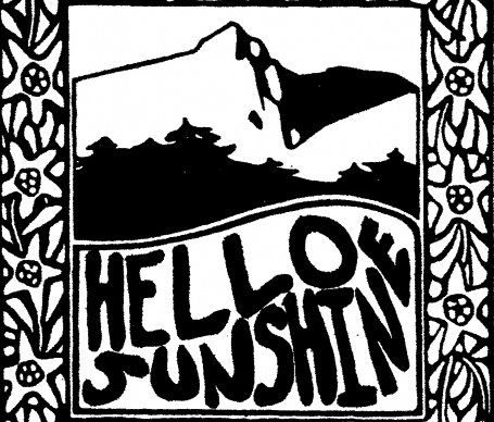 Woodsist creates subsidiary label Hello Sunshine, apparently cashing in on the hippy market