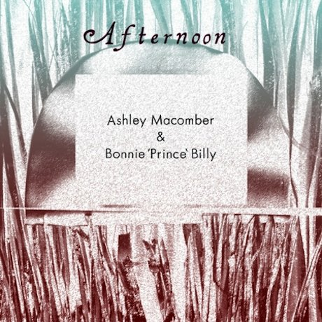Bonnie 'Prince' Billy preps art book/10-inch with painter Ashley Macomber, because three 10-inches in one year is not enough