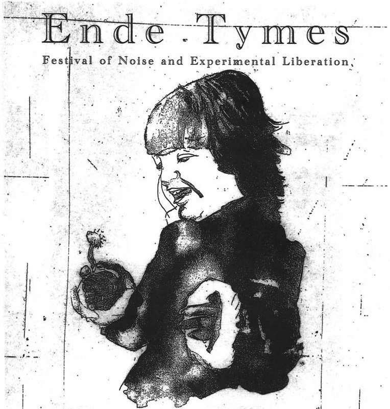 Ende Tymes Festival set for this weekend, with Phill Niblock, GX Jupitter-Larsen, C. Spencer Yeh, and delicious Country Time Lemonade