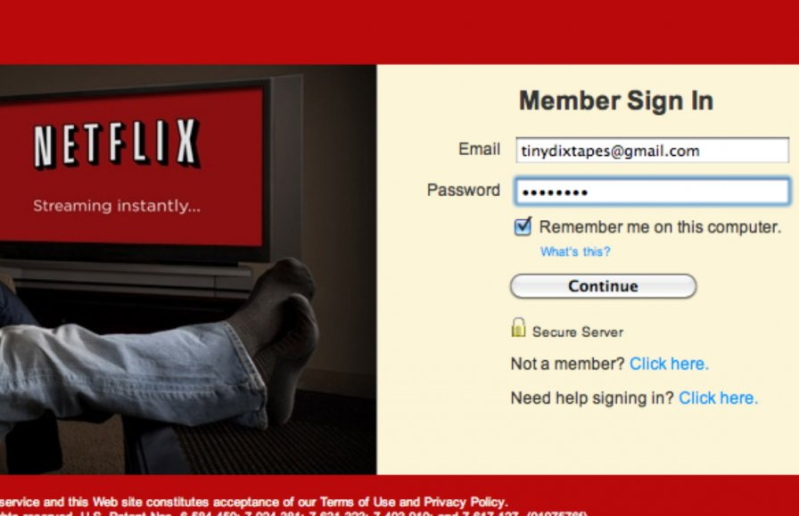 Tennessee introduces bill that would prohibit sharing of online passwords to entertainment sites