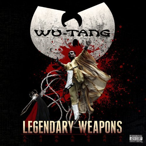 Wu-Tang Clan dropping Legendary Weapons next month, the most hotly-anticipated project since U-God's Mr. Xcitement