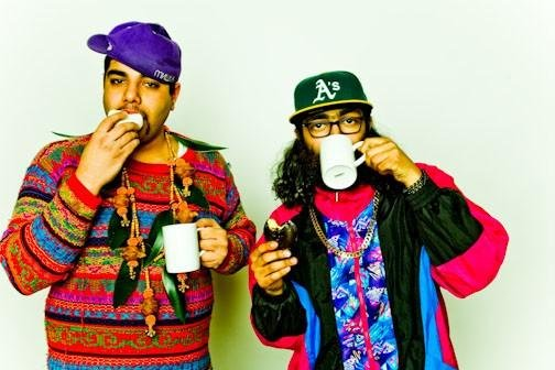 Das Racist releasing debut album Relax in September, the least tolerant month of the year