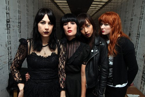 Dum Dum Girls are done getting high, now just falling asleep: Only in Dreams out in September, world tour to follow