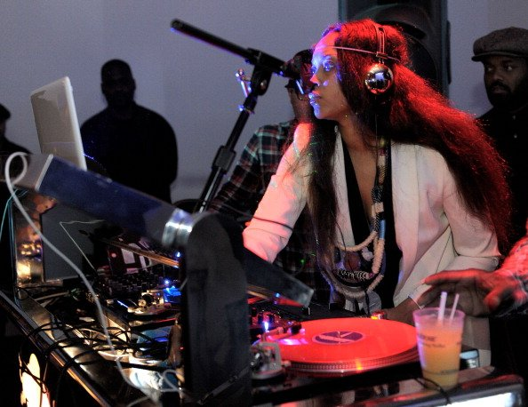 Erykah Badu releasing dance mixtape under new alias in the hopes that you'll sweat 'til you bleed