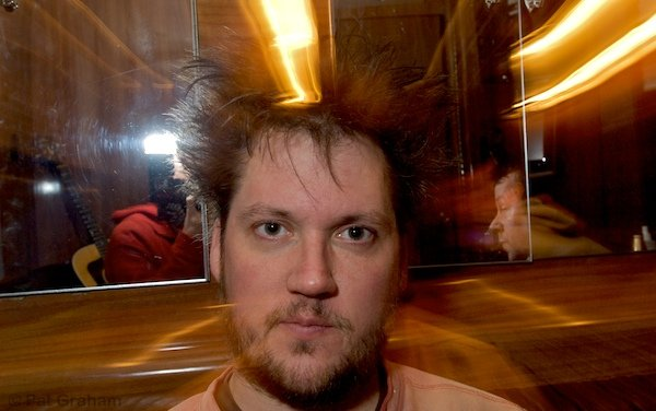 Isaac Brock realized he wasn't doing anything this summer, agreed to compose score for film Queens of Country