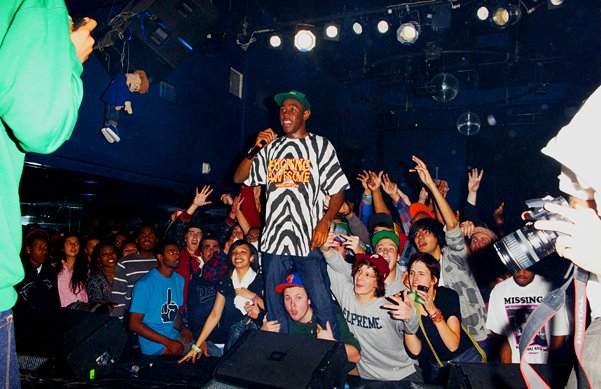 Odd Future announce fall tour: Finally you can get kicked in the face by Tyler the Creator in your very own home town!