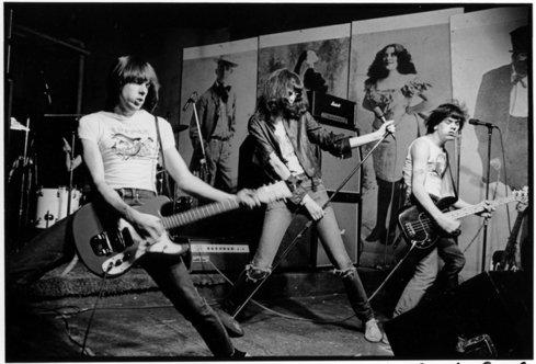 Ramones reissue their first four albums on totally un-punk 180-gram vinyl