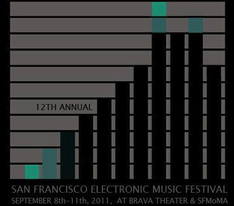 San Francisco Electronic Music Festival to feature Kevin Drumm, Jessica Rylan, Christian Marclay, Yoshi/Tashi Wada, and Joe Biden