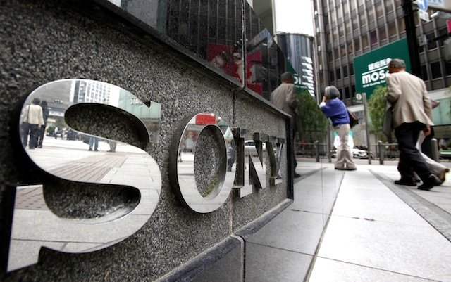Sony Corp. announces quarterly loss of enough money to buy several small private islands