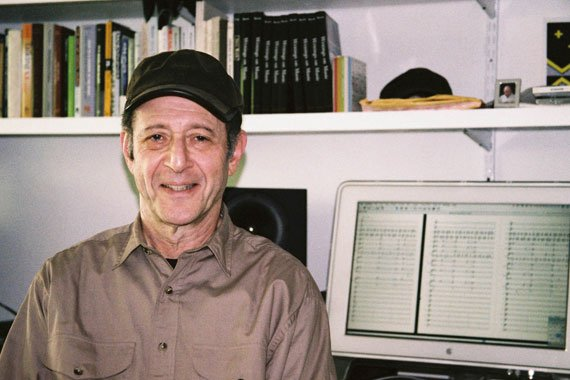 Steve Reich readies new album WTC 9/11, takes off hat to reveal second hat underneath