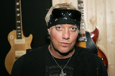 RIP: Jani Lane, ex-lead singer of Warrant
