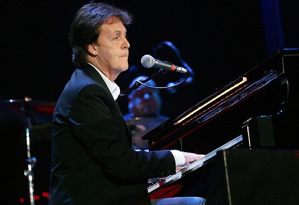 Paul McCartney signs with Decca for ballet album, world learns Beatles in tutus would've gotten them a deal 50 years ago