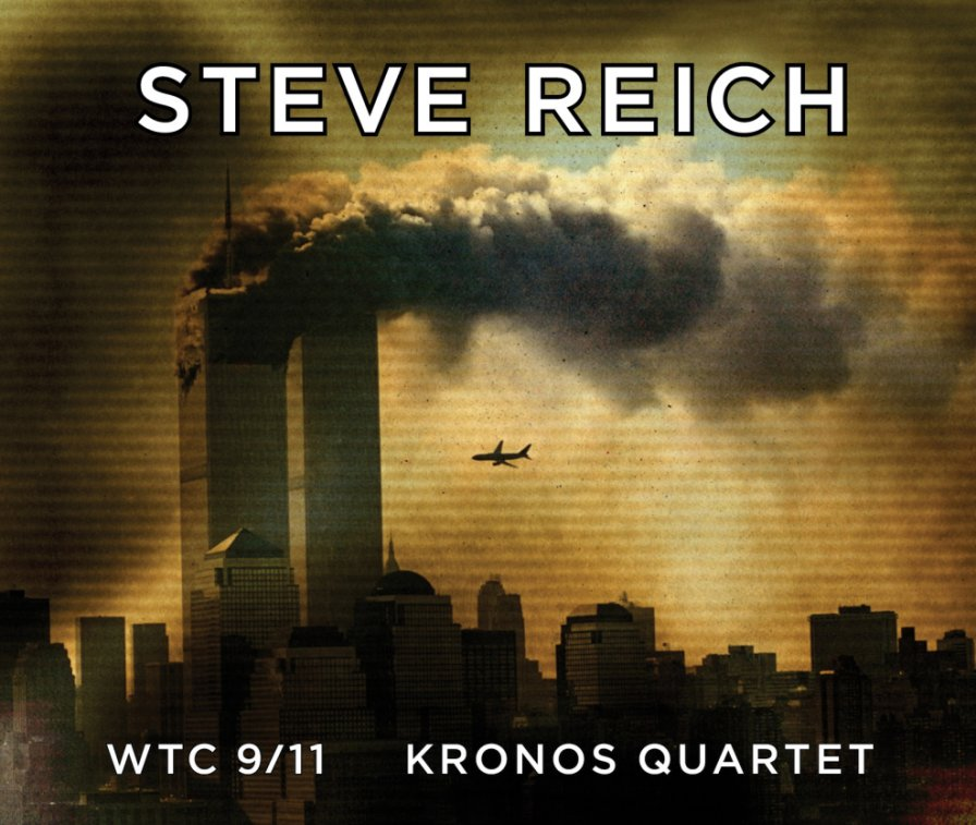 Steve Reich changes controversial album cover; artists still tiptoeing around 9/11 sentimentality