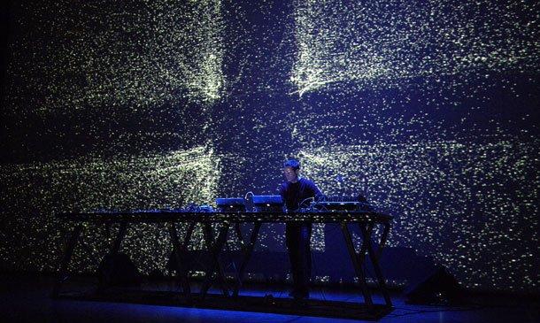 Alva Noto to release new album univrs on Raster-Noton, conscious beings of the Universe rejoice