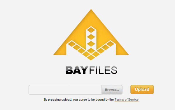 The Pirate Bay offshoot Bayfiles.com debuts, changing the way we experience everything