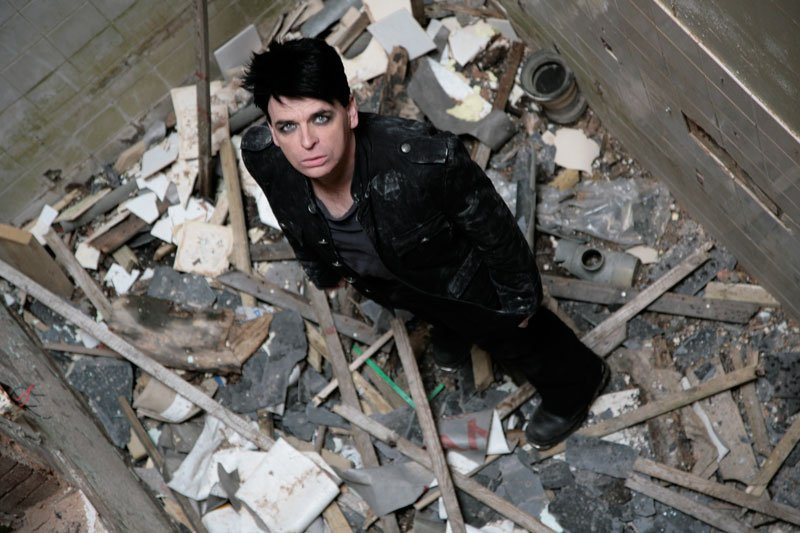 "Gary Numan plans new LP, potentially to remind you of his long, influential career while ""Cars"" spirals infinitely through your skullspace"