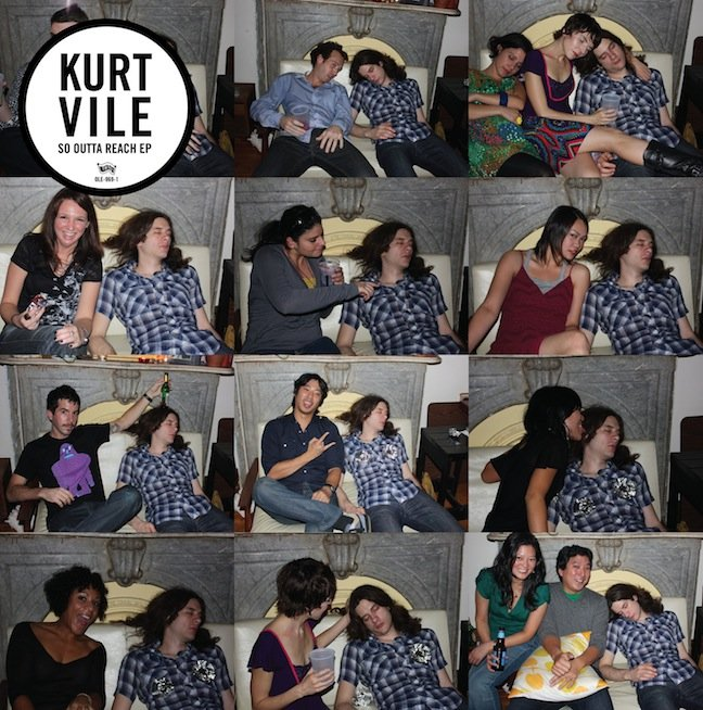 Kurt Vile to release new EP So Outta Reach on 12-inch mope-circle and digital bummer-disk