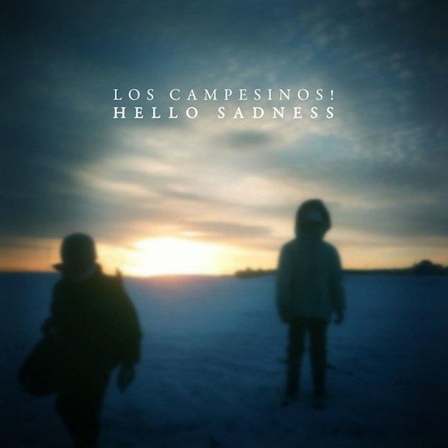 Los Campesinos! announce? new: album...