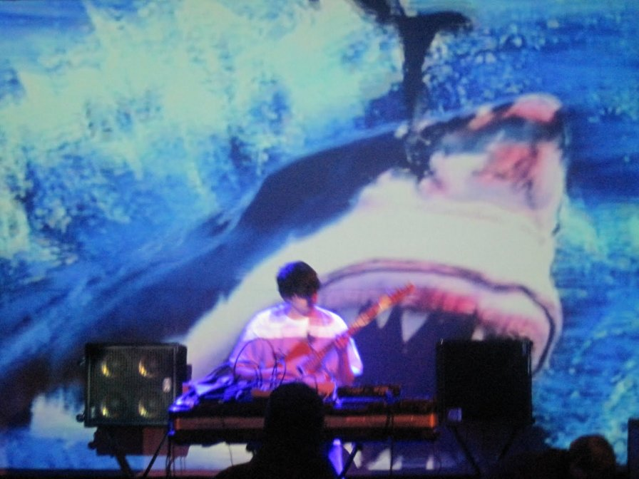Panda Bear and Sonic Boom feast on flesh of the living, flesh out their upcoming tour