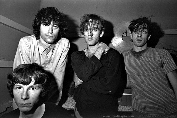 R.E.M. politely say goodbye
